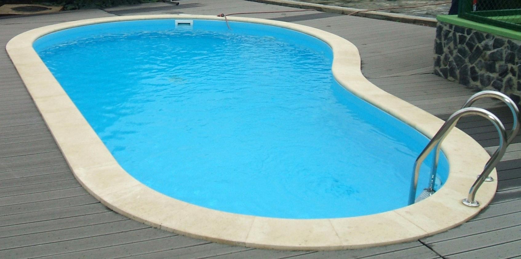 Prezentare produs piscine rezidentiale din panouri for Constructie piscine