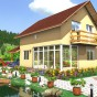 Casa de lemn CASANEO - Poza 1