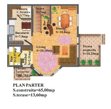 Casa de lemn CASANEO - Poza 3