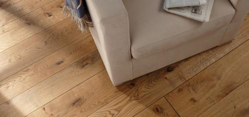 Parchet din lemn masiv - Solid Oak Planks BOEN - Poza 1