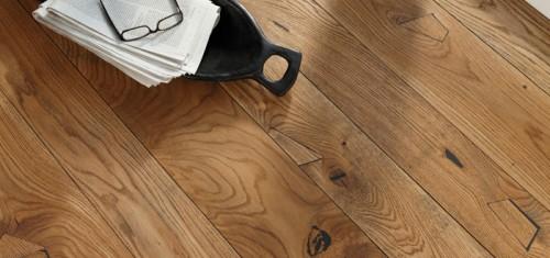 Parchet din lemn masiv - Solid Oak Planks BOEN - Poza 4