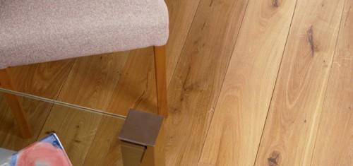 Parchet din lemn masiv - Solid Oak Planks BOEN - Poza 5