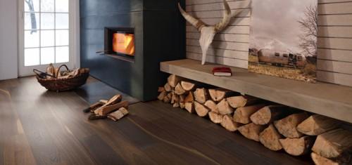 Parchet din lemn masiv - Stonewashed BOEN - Poza 12