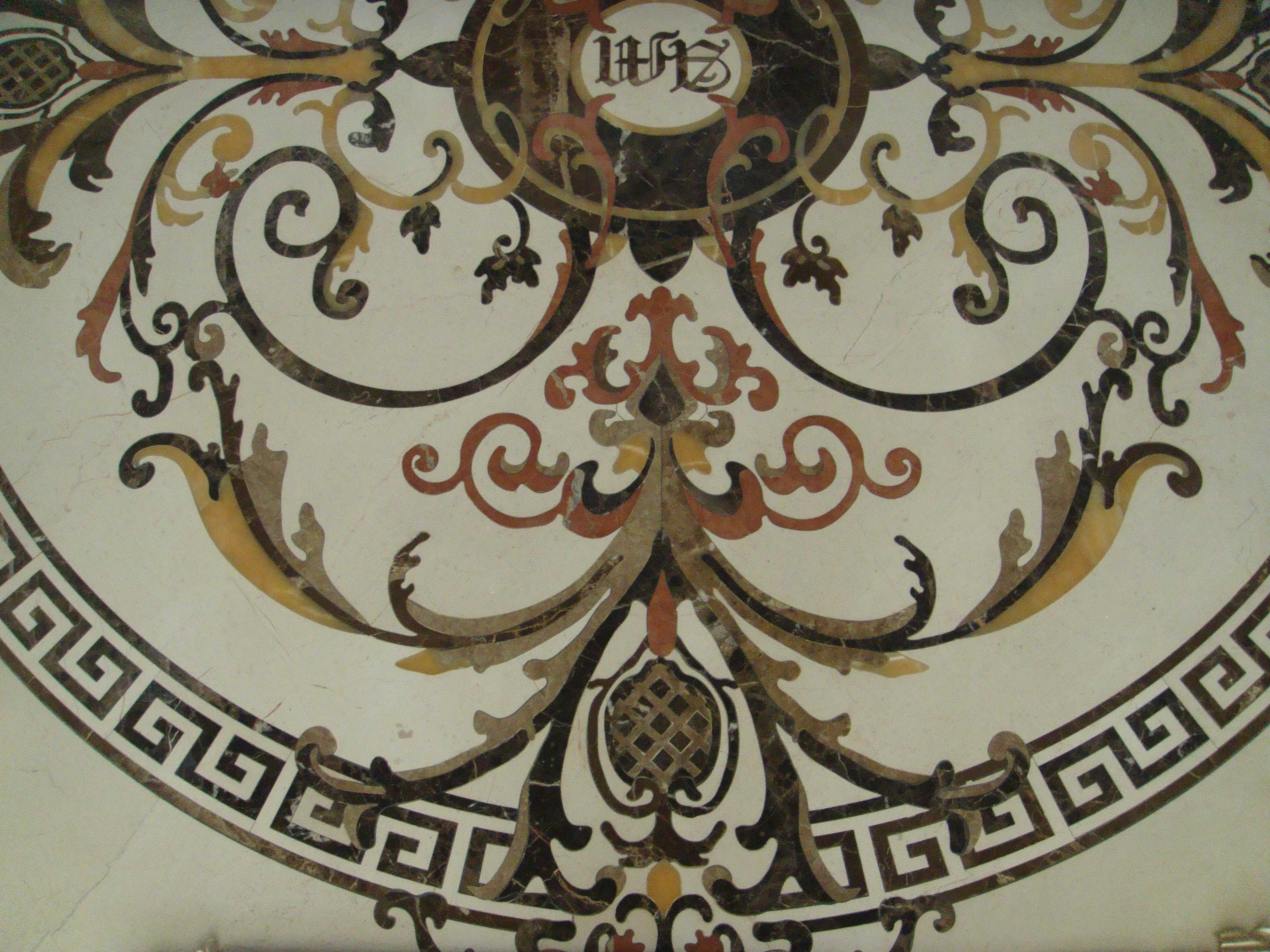Medalioane decorative pentru pardoseli - Europene SIDORA - Poza 3