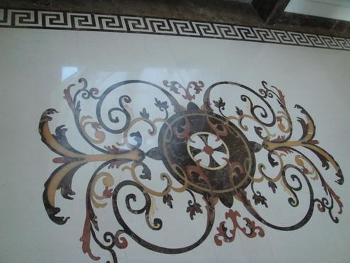Lucrari, proiecte Medalioane decorative pentru pardoseli - Europene SIDORA - Poza 8