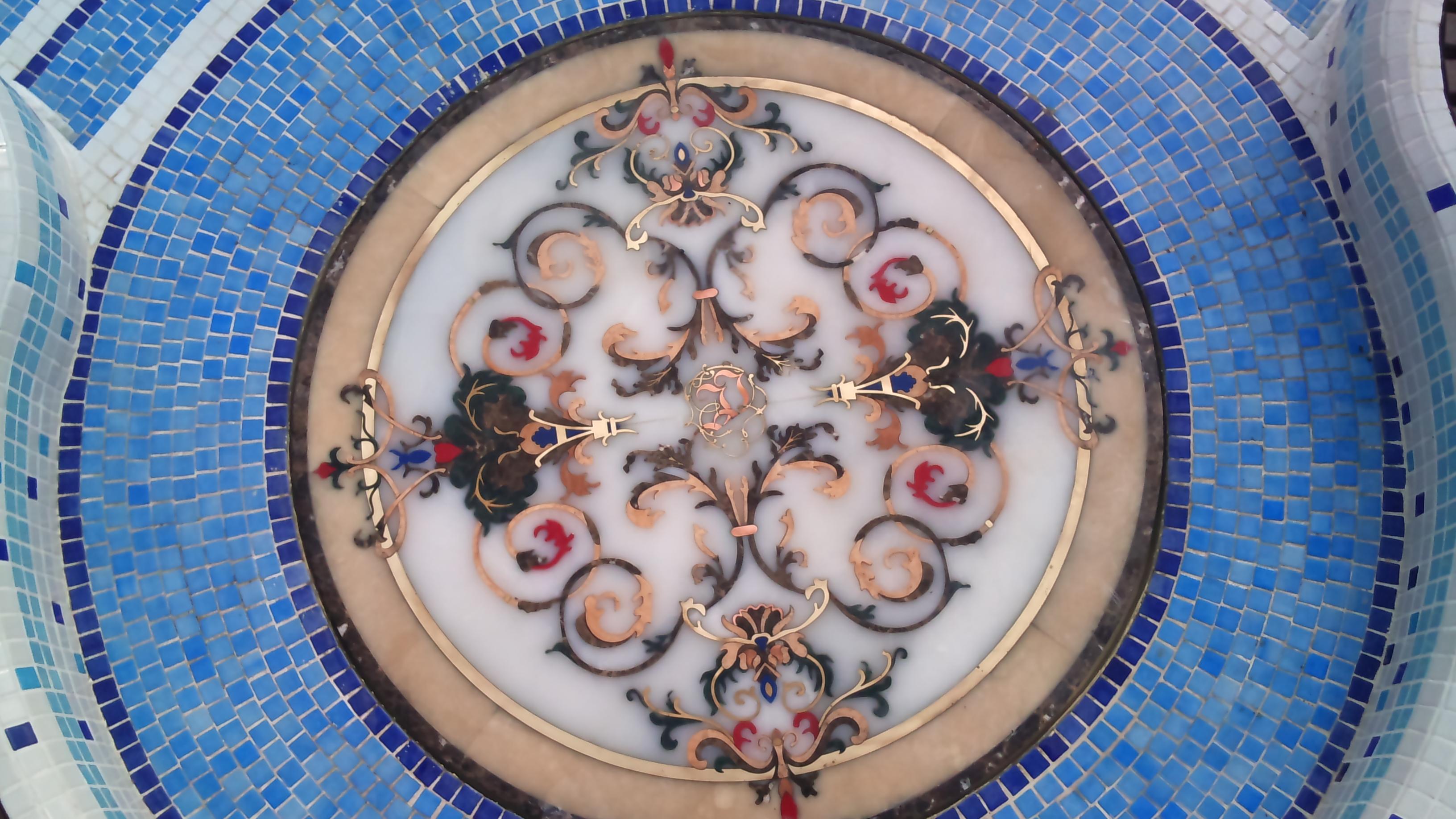 Medalioane decorative pentru pardoseli - Europene SIDORA - Poza 9