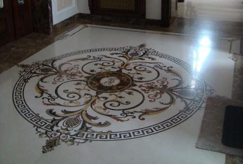 Lucrari, proiecte Medalioane decorative pentru pardoseli - Europene SIDORA - Poza 10