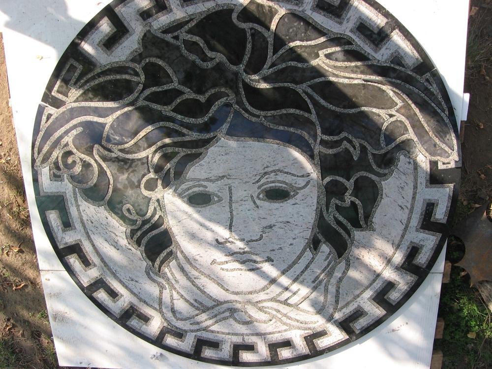 Medalioane decorative pentru pardoseli - Europene SIDORA - Poza 14