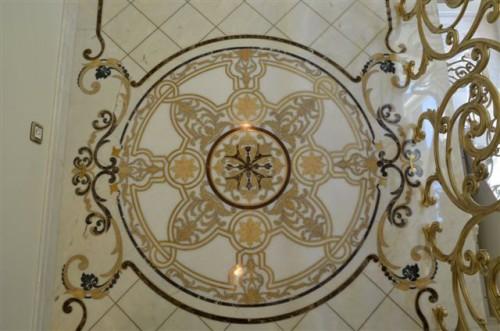 Lucrari, proiecte Medalioane decorative pentru pardoseli - Diverse modele SIDORA - Poza 1