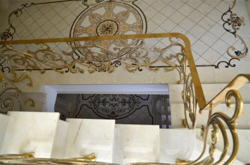 Lucrari, proiecte Medalioane decorative pentru pardoseli - Diverse modele SIDORA - Poza 2