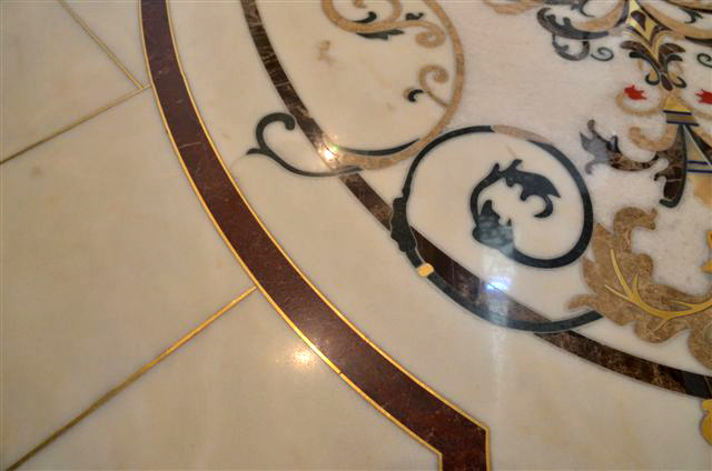 Medalioane decorative pentru pardoseli - Diverse modele SIDORA - Poza 3
