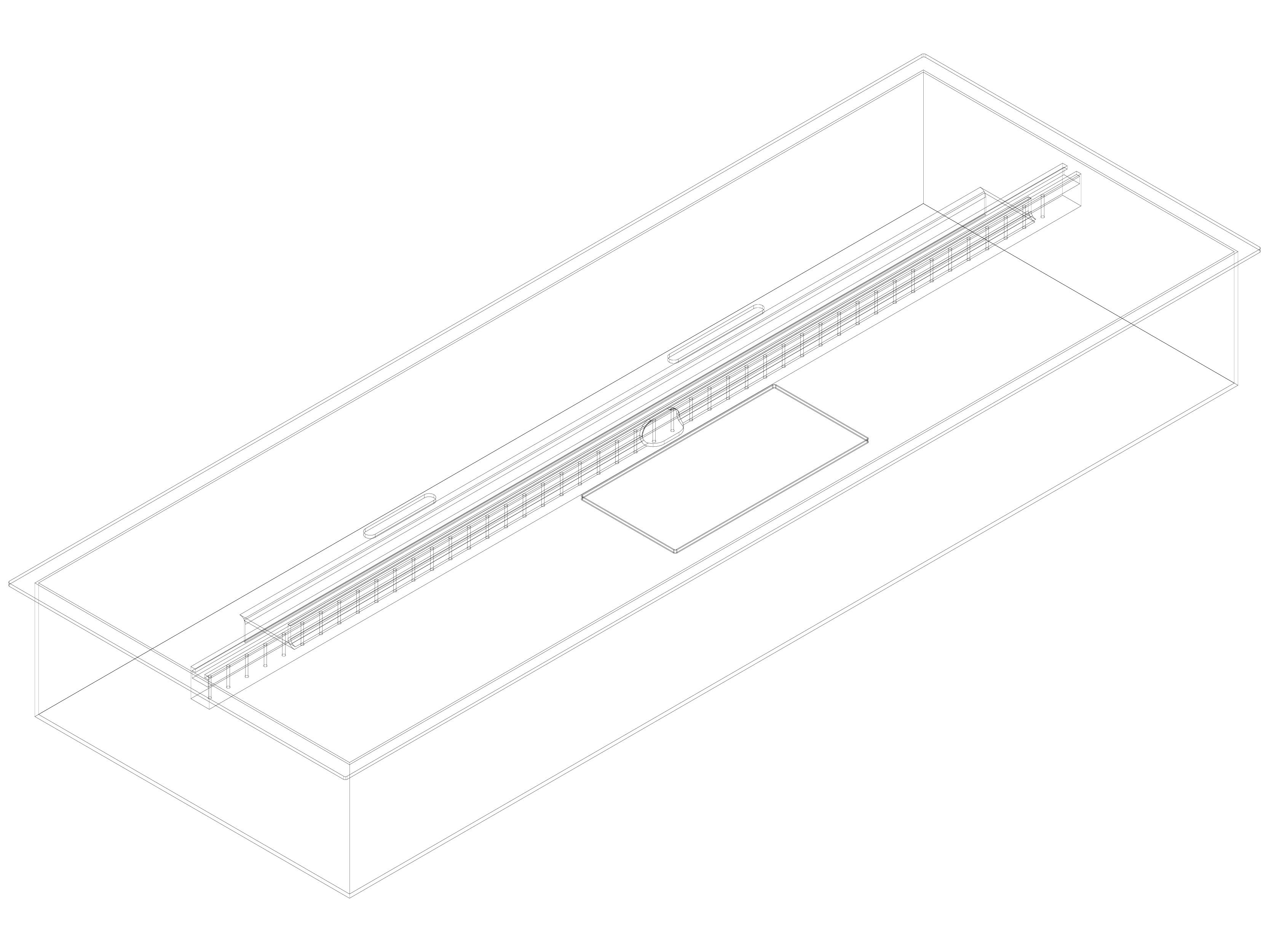 Pagina 1 - CAD-DWG Semineu pe bioetanol - Detaliu 3D PLANIKA Detaliu de produs