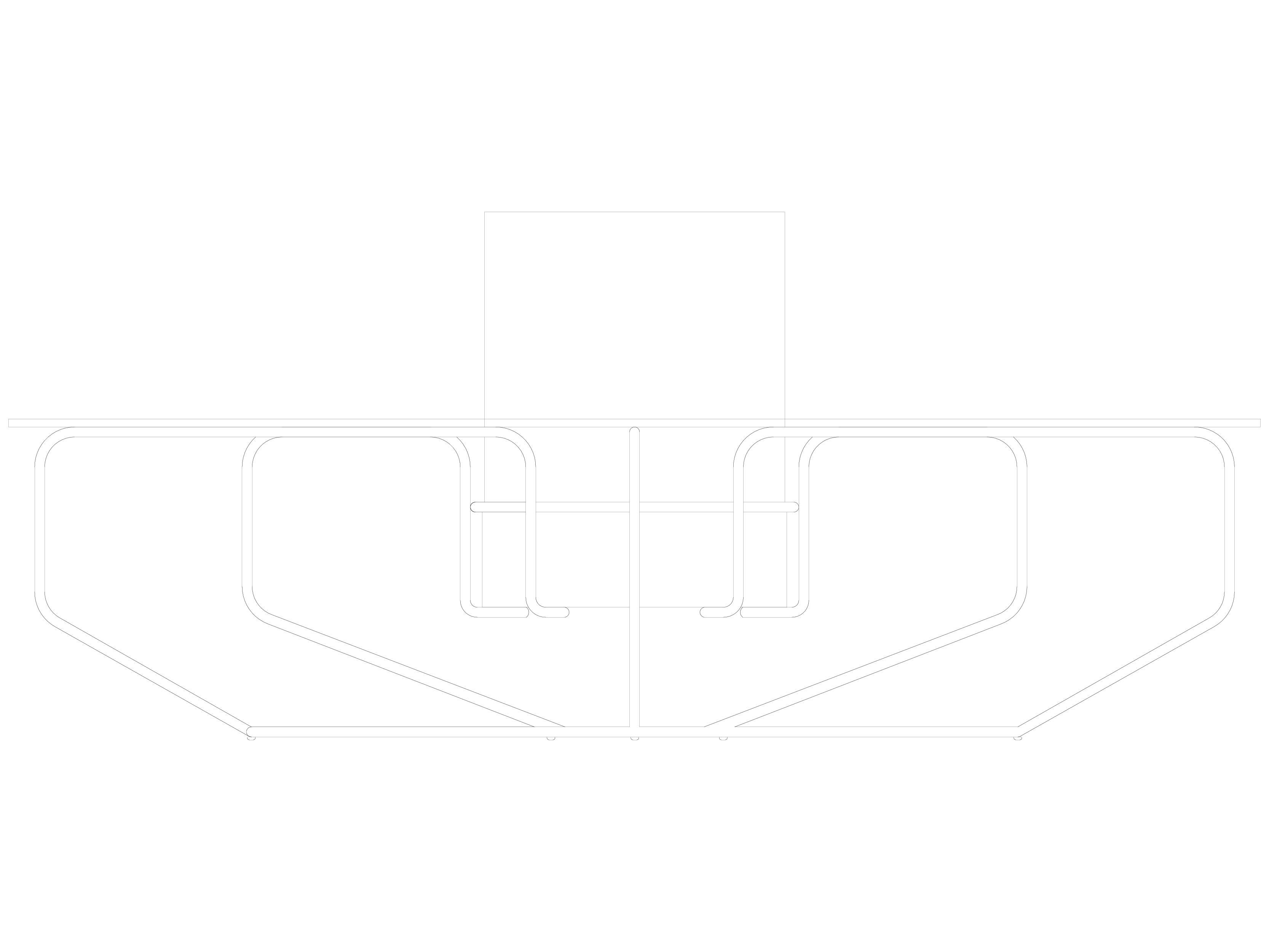 Pagina 1 - CAD-DWG Semineu pe bioetanol - Vedre laterala PLANIKA Detaliu de produs Modern Line -...