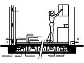 Cofraje pierdute pentru realizarea pardoselilor ventilate - residential GEOPLAST