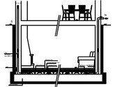 Cofraje pierdute pentru realizarea pardoselilor ventilate - residential basements part 2 GEOPLAST