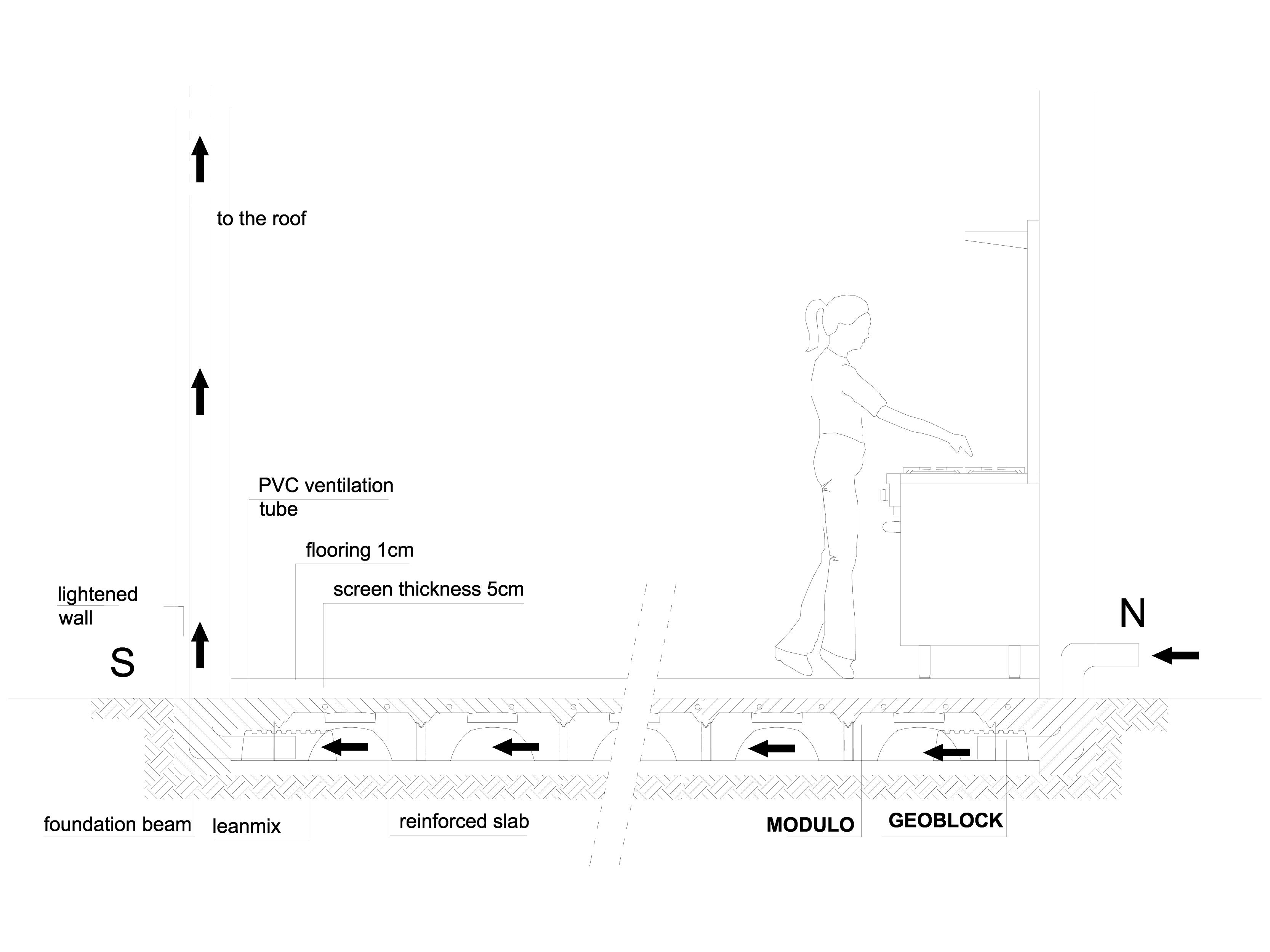 Pagina 1 - CAD-DWG Cofraje pierdute pentru realizarea pardoselilor ventilate - affordable...