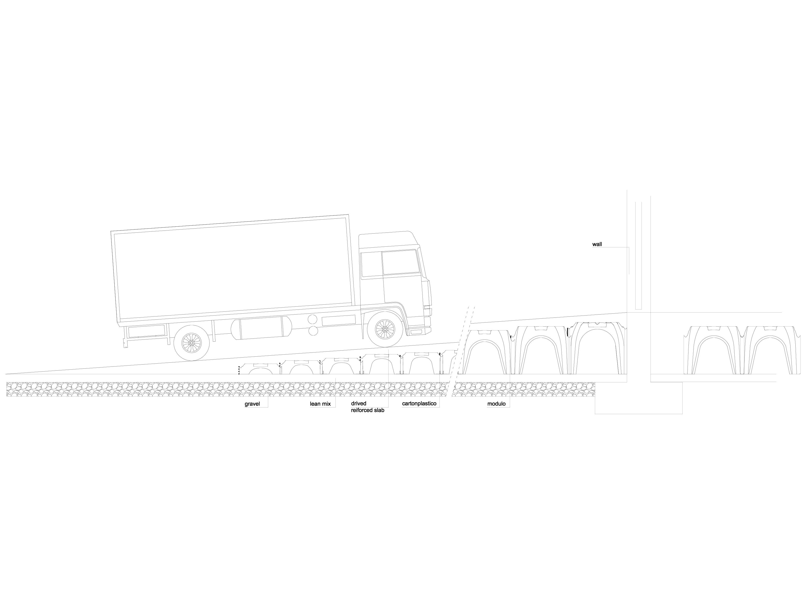 Pagina 1 - CAD-DWG Cofraje pierdute pentru realizarea pardoselilor ventilate - industrial access...