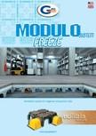 Sistem de ventilatie pentru celule frigorifice negative GEOPLAST - MODULO ® FREEZE