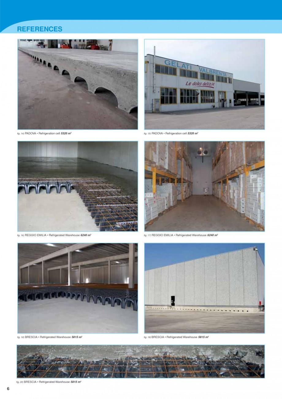 Pagina 6 - Sistem de ventilatie pentru celule frigorifice negative GEOPLAST MODULO ® FREEZE...