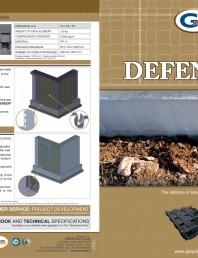 Sistem pentru protejarea peretiilor din subsoluri