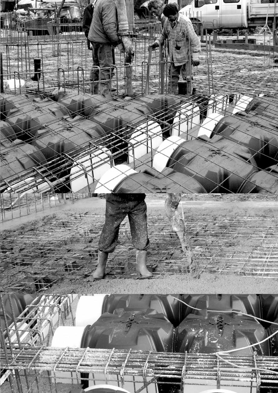 Pagina 20 - Cofraje pierdute pentru realizarea pardoselilor ventilate monolit GEOPLAST MODULO ® ...