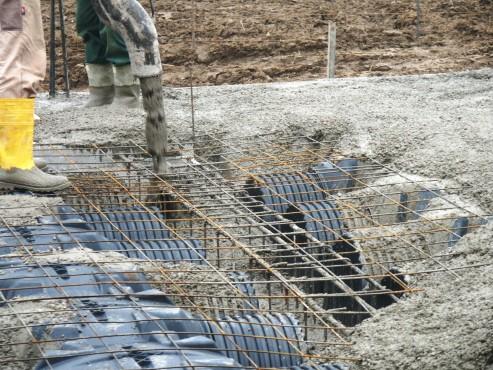 Executie, montaj Cofraje pierdute pentru realizarea pardoselilor ventilate monolit GEOPLAST - Poza 5