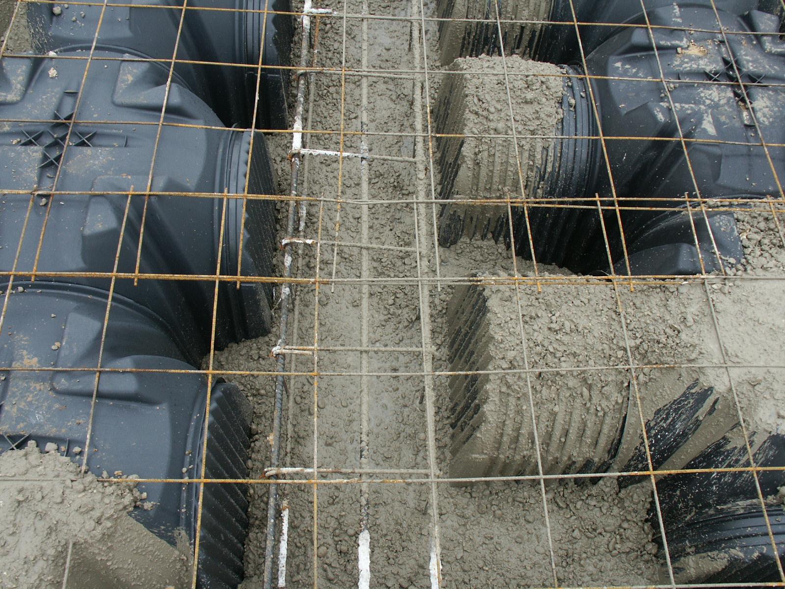 Cofraje pierdute pentru realizarea pardoselilor ventilate monolit GEOPLAST - Poza 6