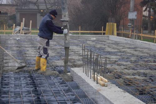 Executie, montaj Cofraje pierdute pentru realizarea pardoselilor ventilate monolit GEOPLAST - Poza 10