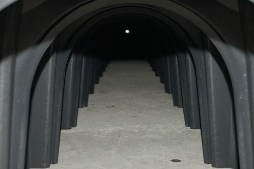 Executie, montaj Cofraje pierdute pentru realizarea pardoselilor ventilate monolit GEOPLAST - Poza 11