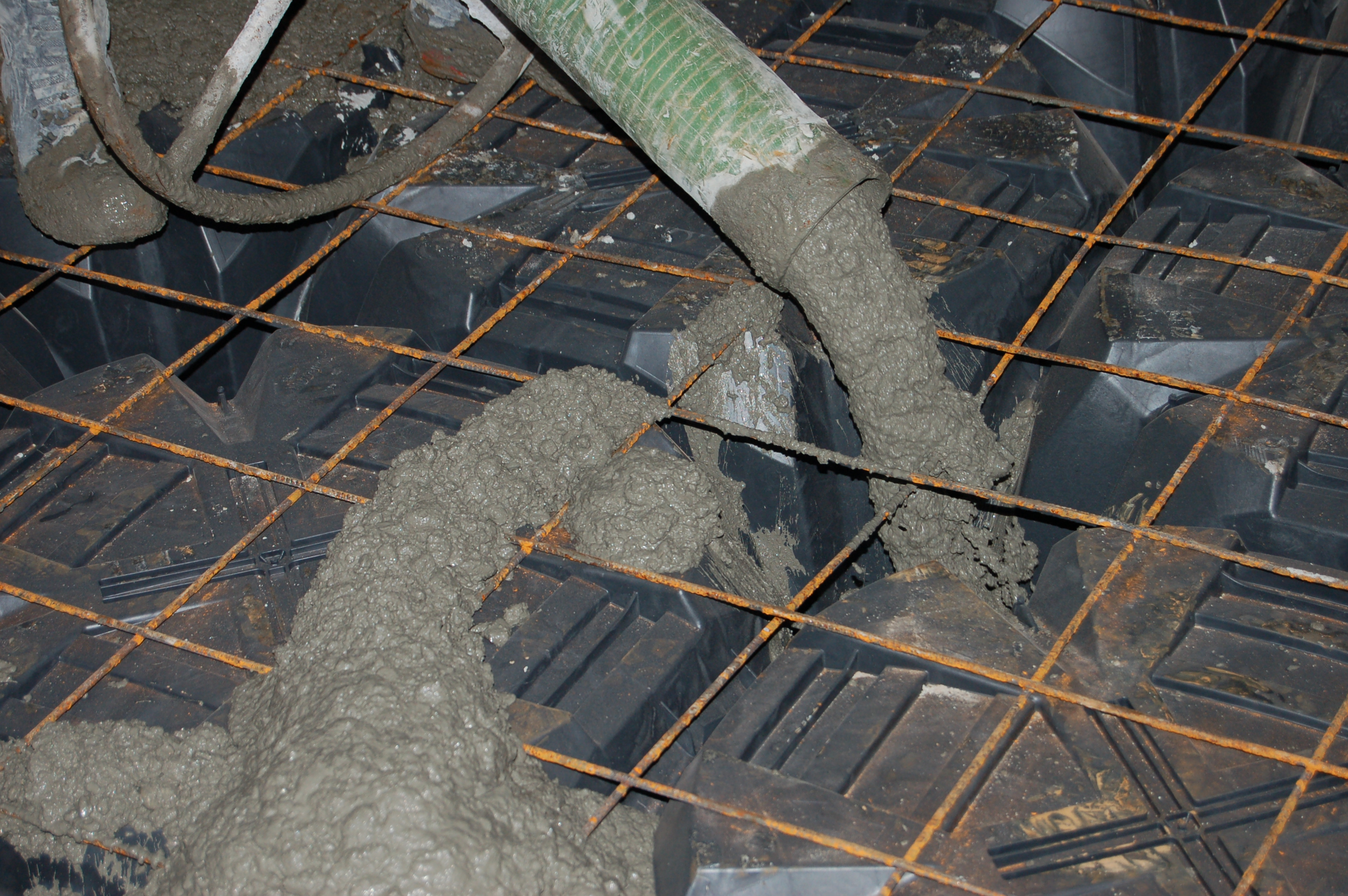 Cofraje pierdute pentru realizarea pardoselilor ventilate monolit GEOPLAST - Poza 13