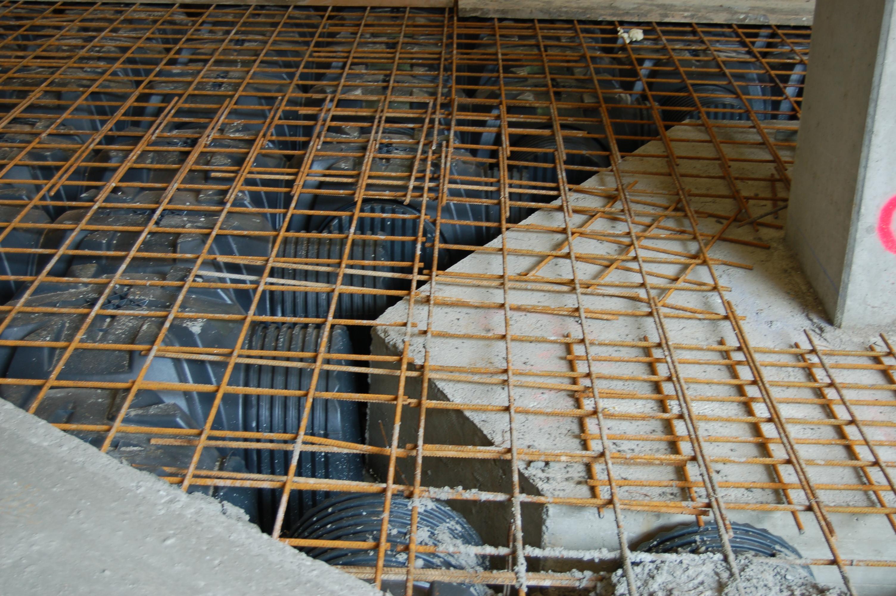 Cofraje pierdute pentru realizarea pardoselilor ventilate monolit GEOPLAST - Poza 14