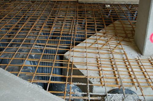 Executie, montaj Cofraje pierdute pentru realizarea pardoselilor ventilate monolit GEOPLAST - Poza 14
