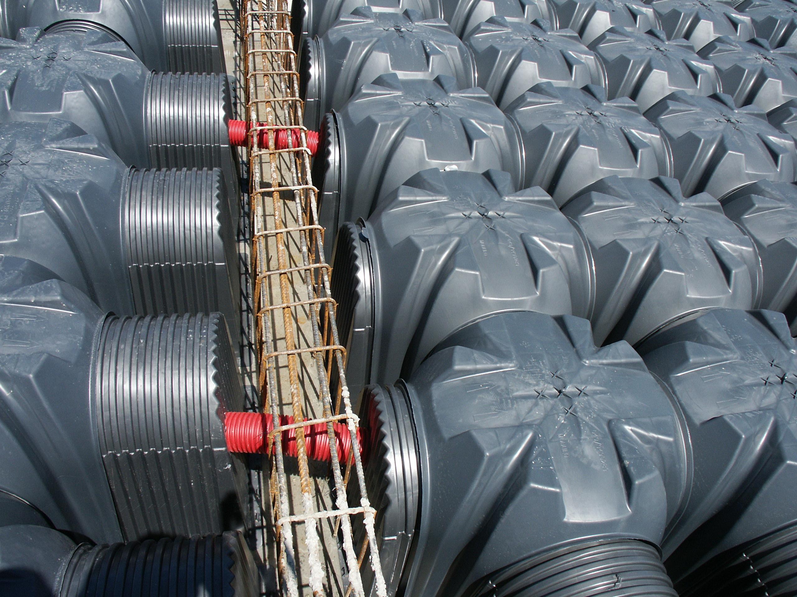 Cofraje pierdute pentru realizarea pardoselilor ventilate monolit GEOPLAST - Poza 15