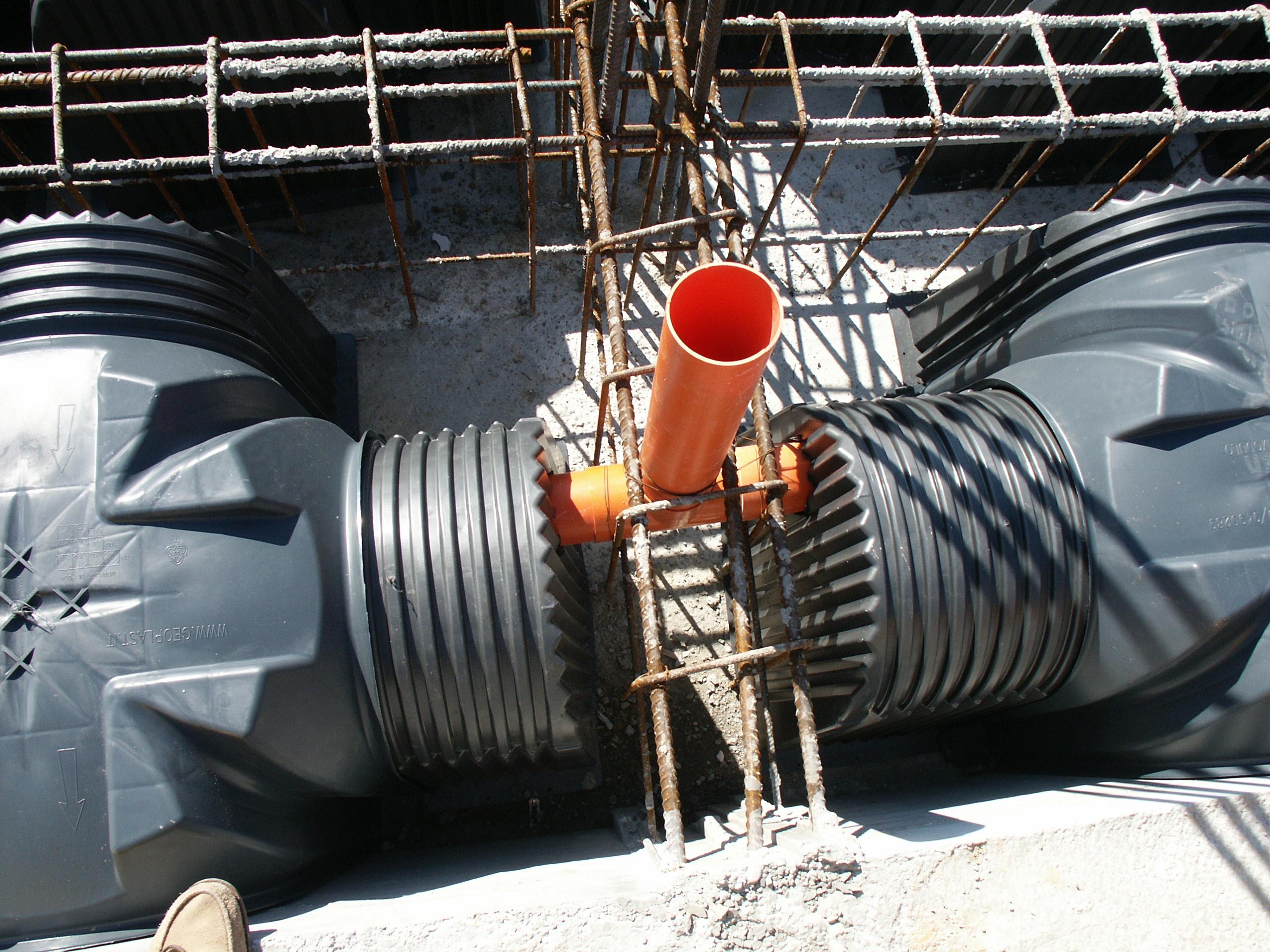 Cofraje pierdute pentru realizarea pardoselilor ventilate monolit GEOPLAST - Poza 20