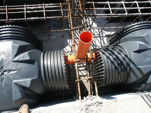 Executie, montaj Cofraje pierdute pentru realizarea pardoselilor ventilate monolit GEOPLAST - Poza 20