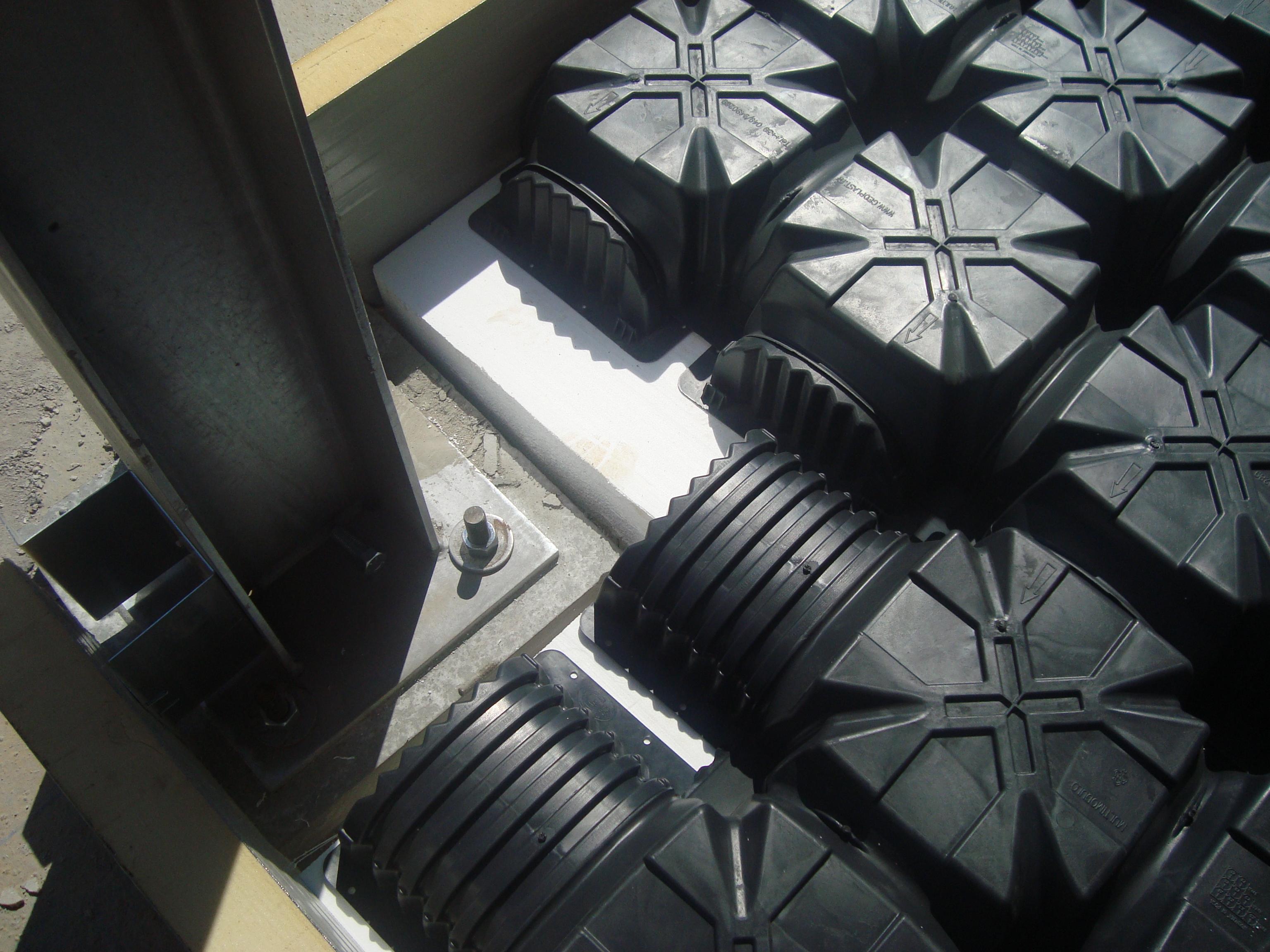 Cofraje pierdute pentru realizarea pardoselilor ventilate monolit GEOPLAST - Poza 29