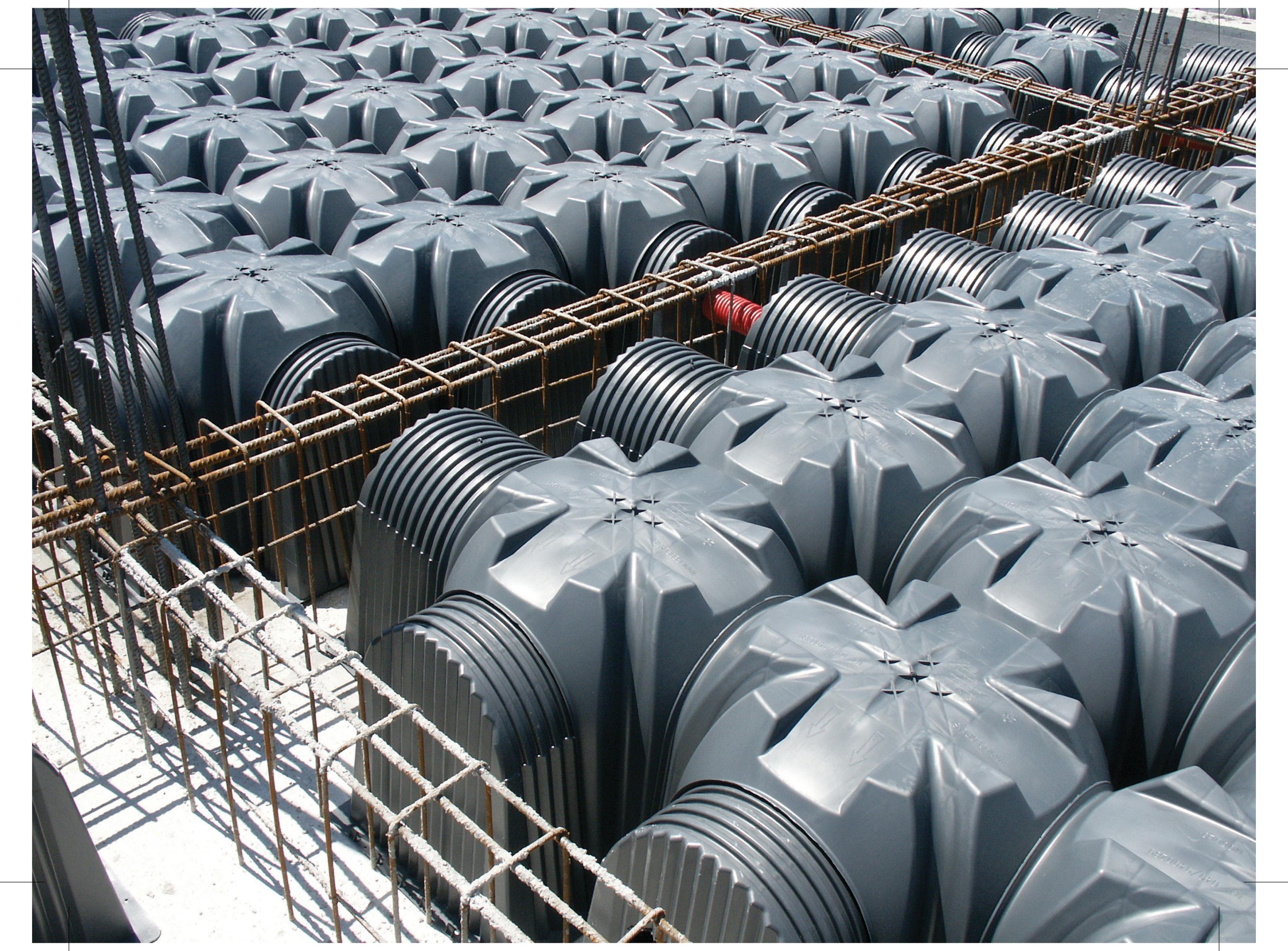 Cofraje pierdute pentru realizarea pardoselilor ventilate monolit GEOPLAST - Poza 30