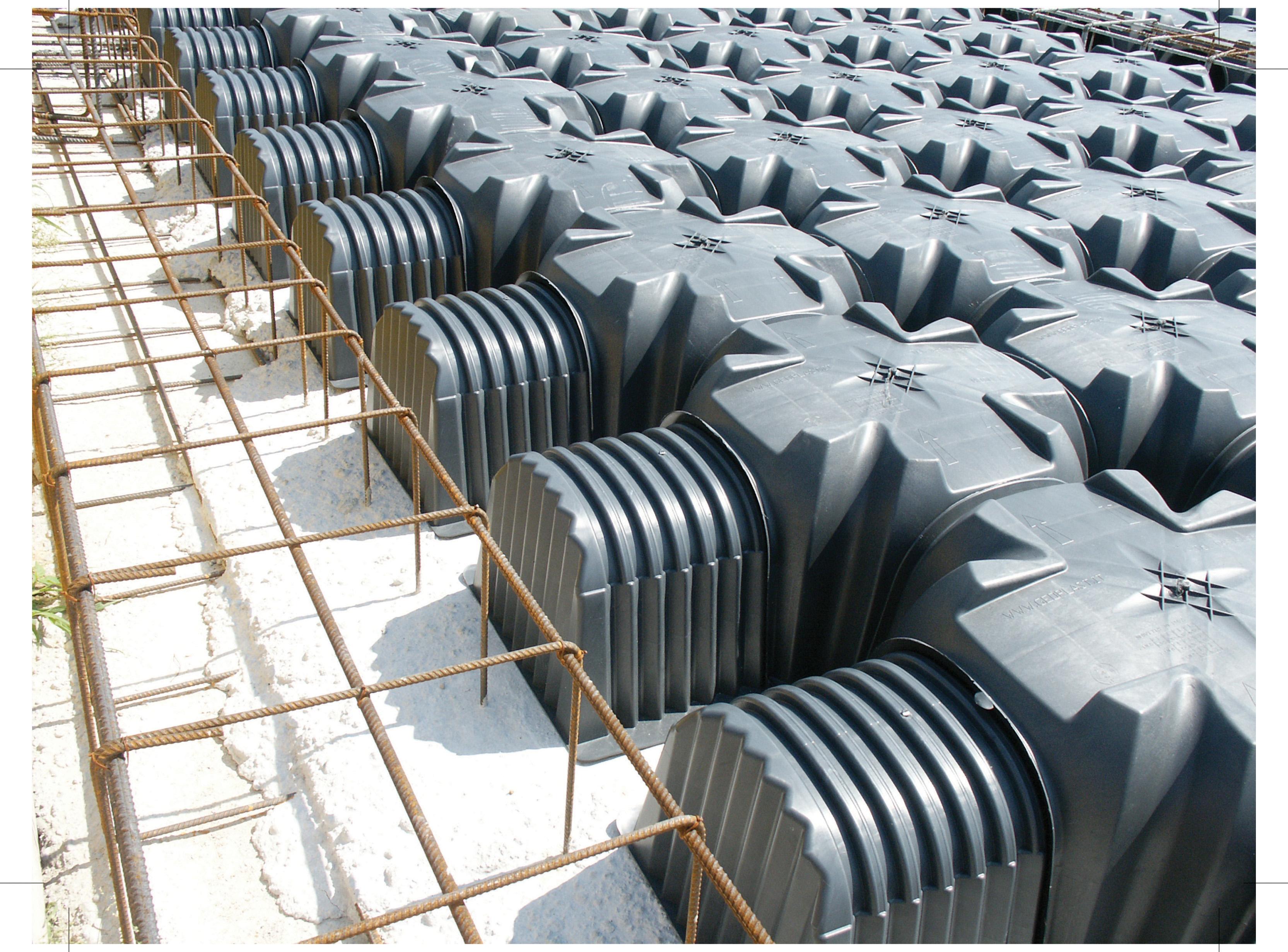 Cofraje pierdute pentru realizarea pardoselilor ventilate monolit GEOPLAST - Poza 33