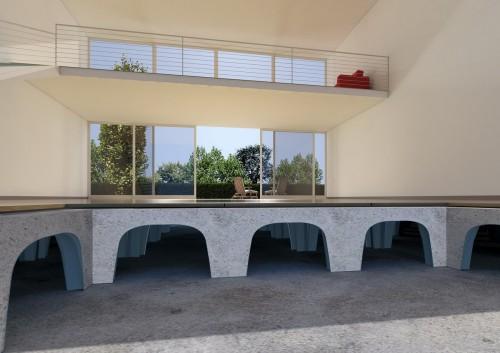 Prezentare produs Cofraje pierdute pentru realizarea pardoselilor ventilate monolit - Randari GEOPLAST - Poza 6