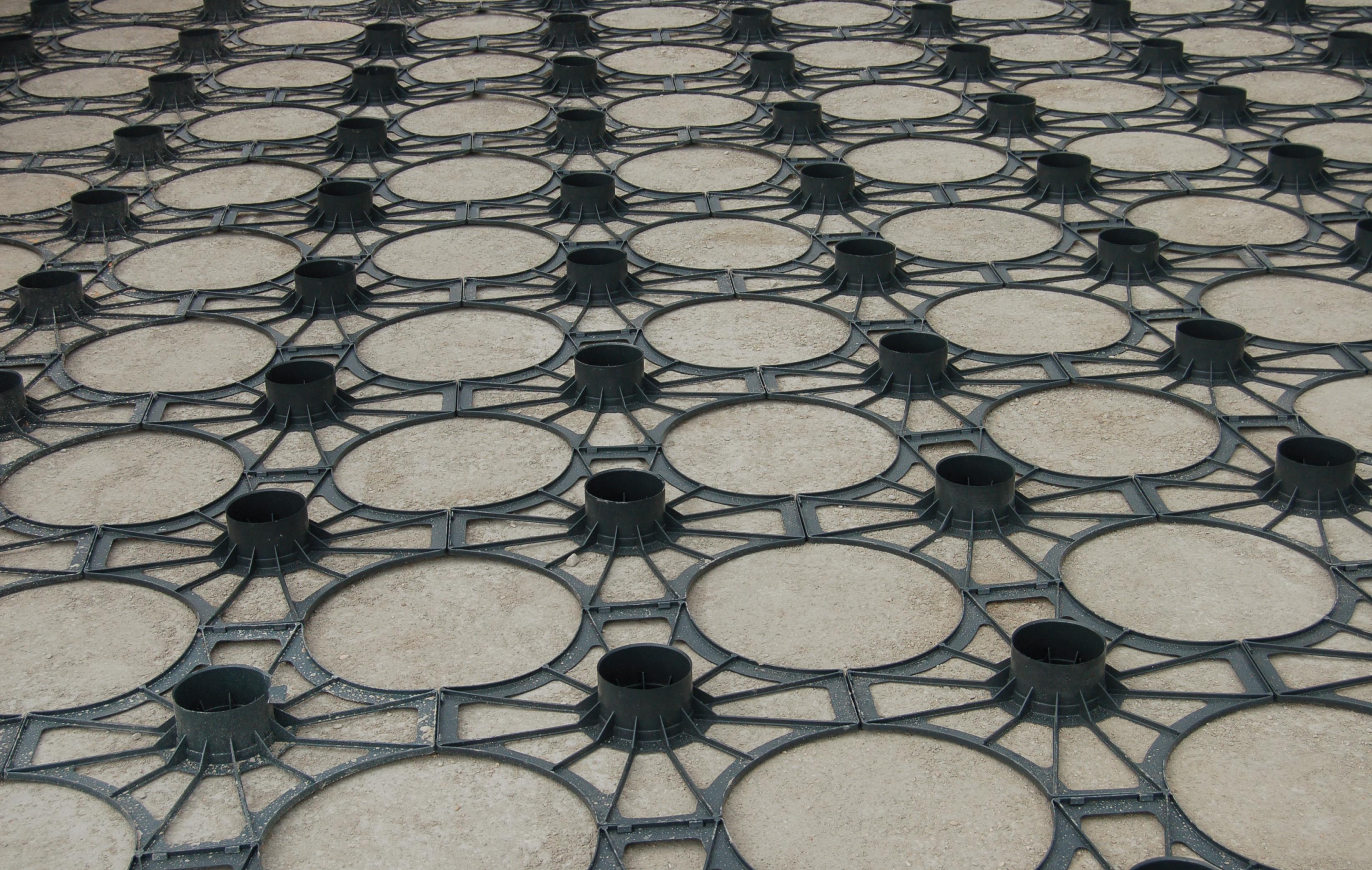 Sistem de cofraje pierdute pentru pardoseli ventilate la cladiri rezidentiale si industriale GEOPLAST - Poza 4