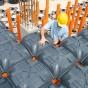 Sistem de cofraje pierdute pentru pardoseli ventilate la cladiri rezidentiale si industriale GEOPLAST - Poza 6