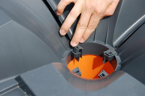 Executie, montaj Sistem de cofraje pierdute pentru pardoseli ventilate la cladiri rezidentiale si industriale GEOPLAST - Poza 7