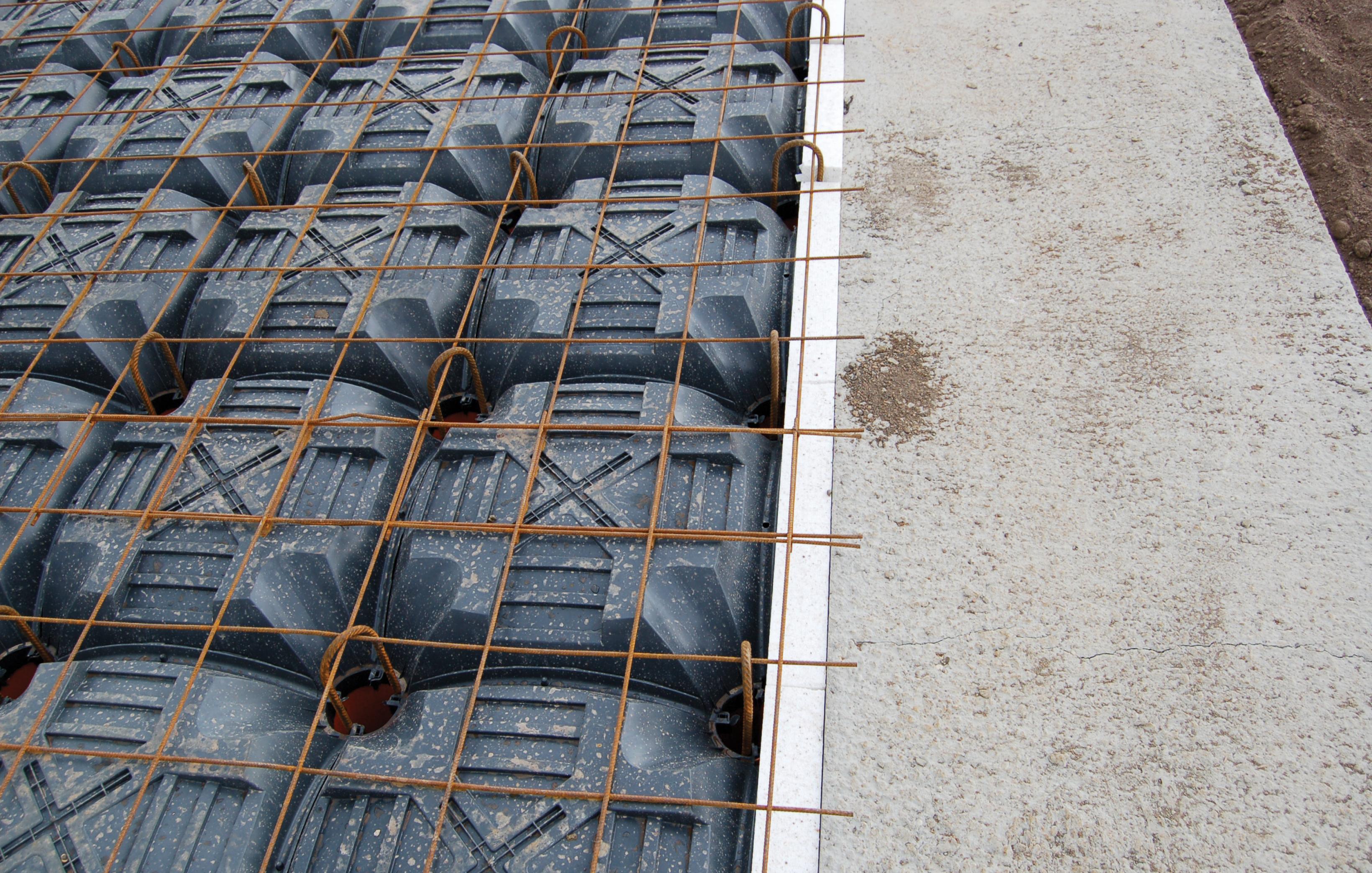 Sistem de cofraje pierdute pentru pardoseli ventilate la cladiri rezidentiale si industriale GEOPLAST - Poza 18