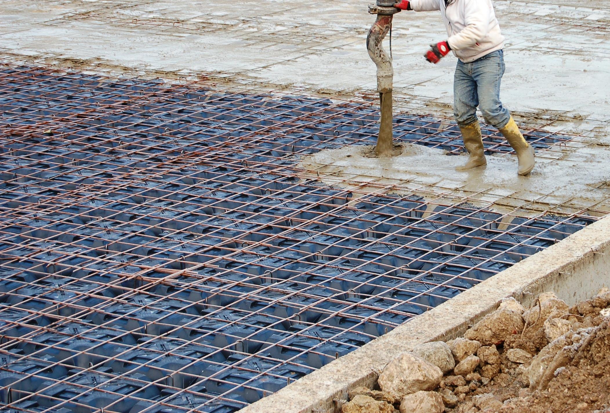 Sistem de cofraje pierdute pentru pardoseli ventilate la cladiri rezidentiale si industriale GEOPLAST - Poza 23