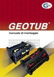 Cofraj refolosibil pentru coloane cilindrice GEOPLAST - GEOTUB®, GEOTUB PANEL