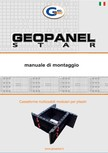 Panou refolosibil de cofraj modular GEOPLAST - GEOPANEL® STAR