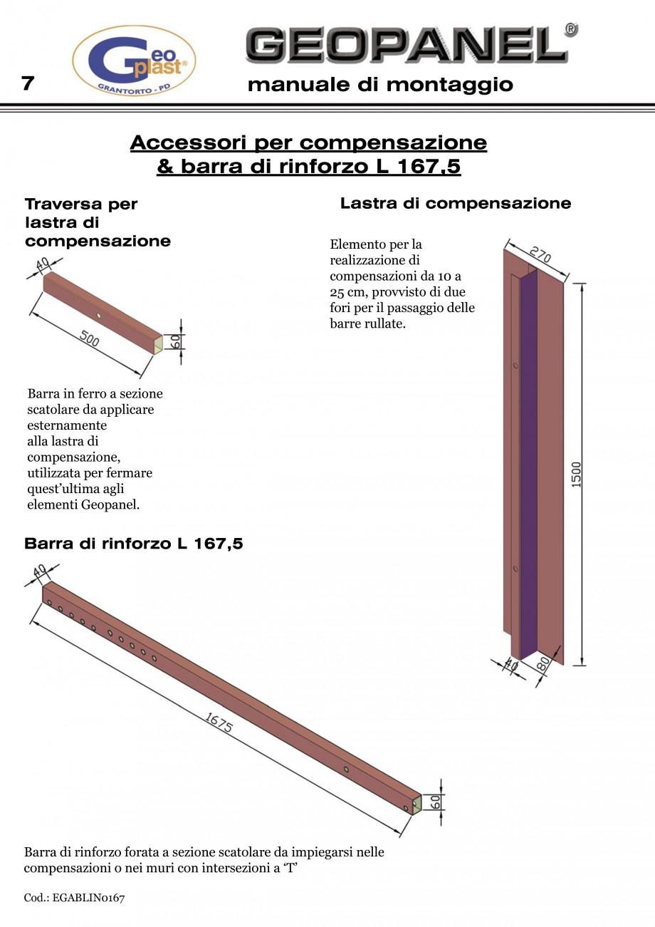 Pagina 8 - Cofraje refolosibile din material plastic pentru zidari GEOPLAST GEOPANEL®...