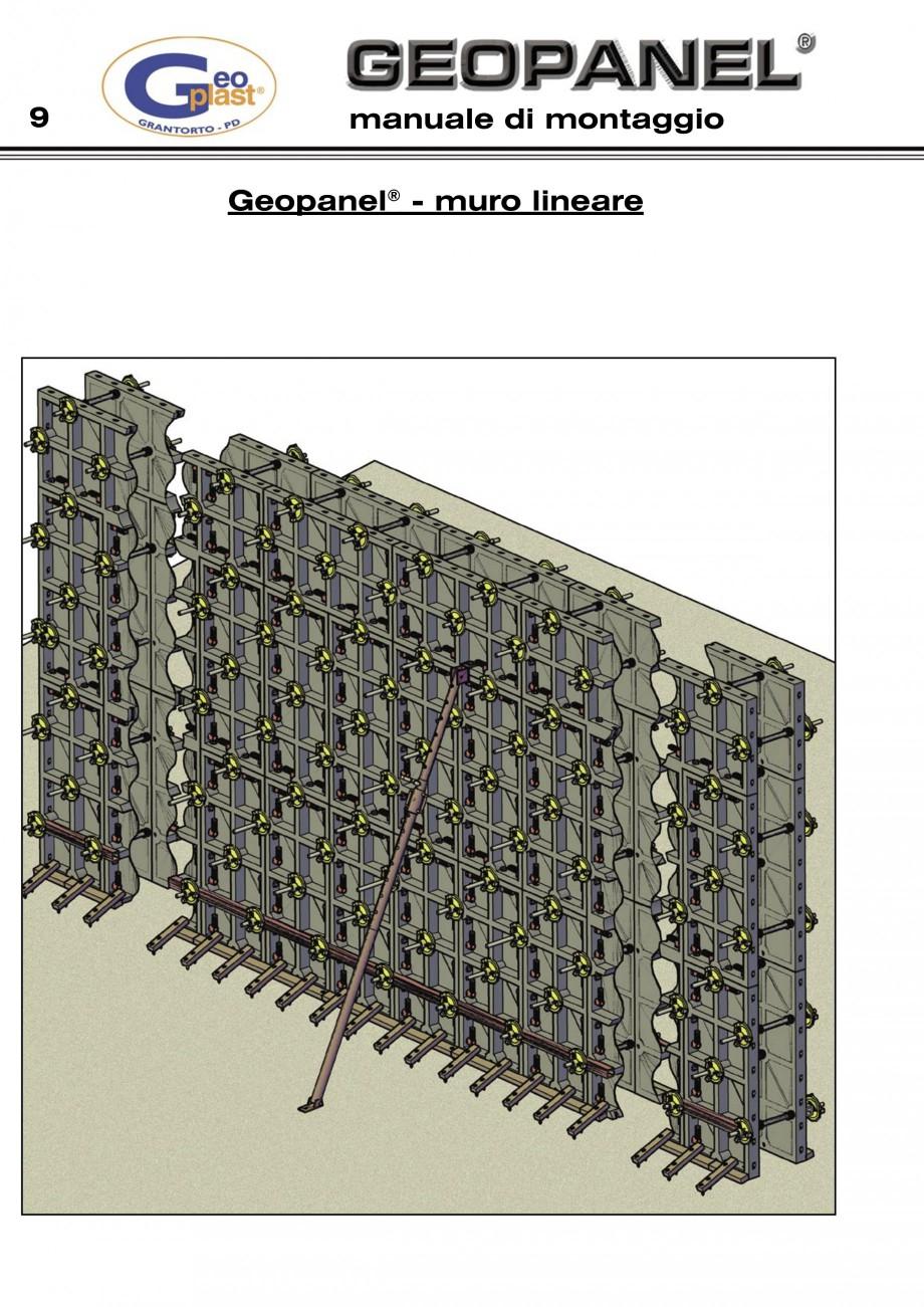 Pagina 10 - Cofraje refolosibile din material plastic pentru zidari GEOPLAST GEOPANEL®...