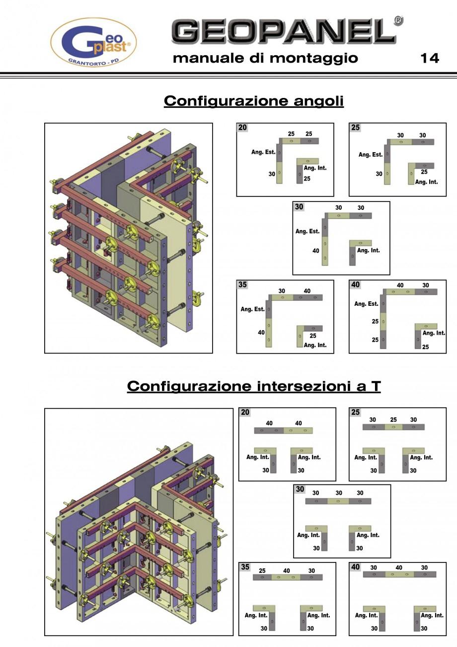 Pagina 15 - Cofraje refolosibile din material plastic pentru zidari GEOPLAST GEOPANEL®...