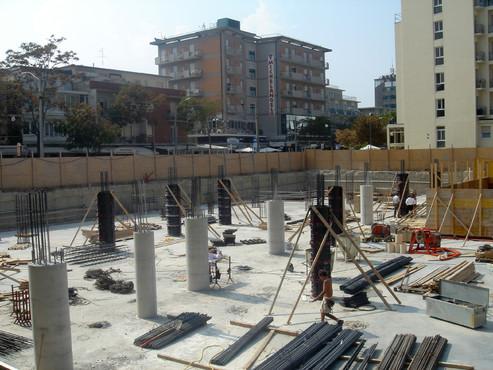 Executie, montaj Cofraje refolosibile pentru coloane cilindrice GEOPLAST - Poza 8